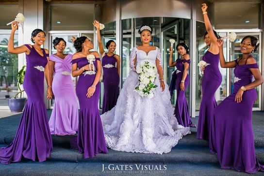 FUNKE & AKINYEMI: A GORGEOUS NIGERIAN WEDDING BY KLALA PHOTOGRAPHY ...