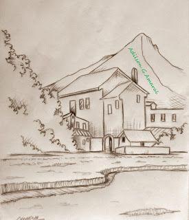 Arte Vida Pintura Veleiro Arte Da Paisagem Desenhos