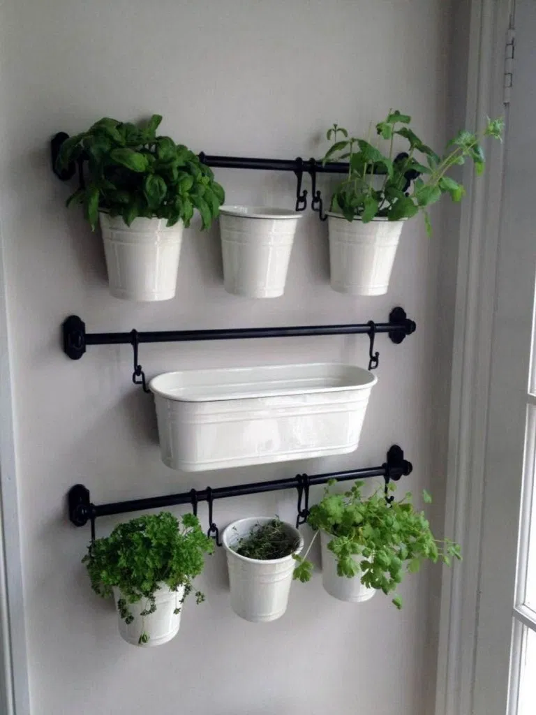 Photo of 20 creative DIY herb gardens for every room- 20 creative DIY herb gardens …