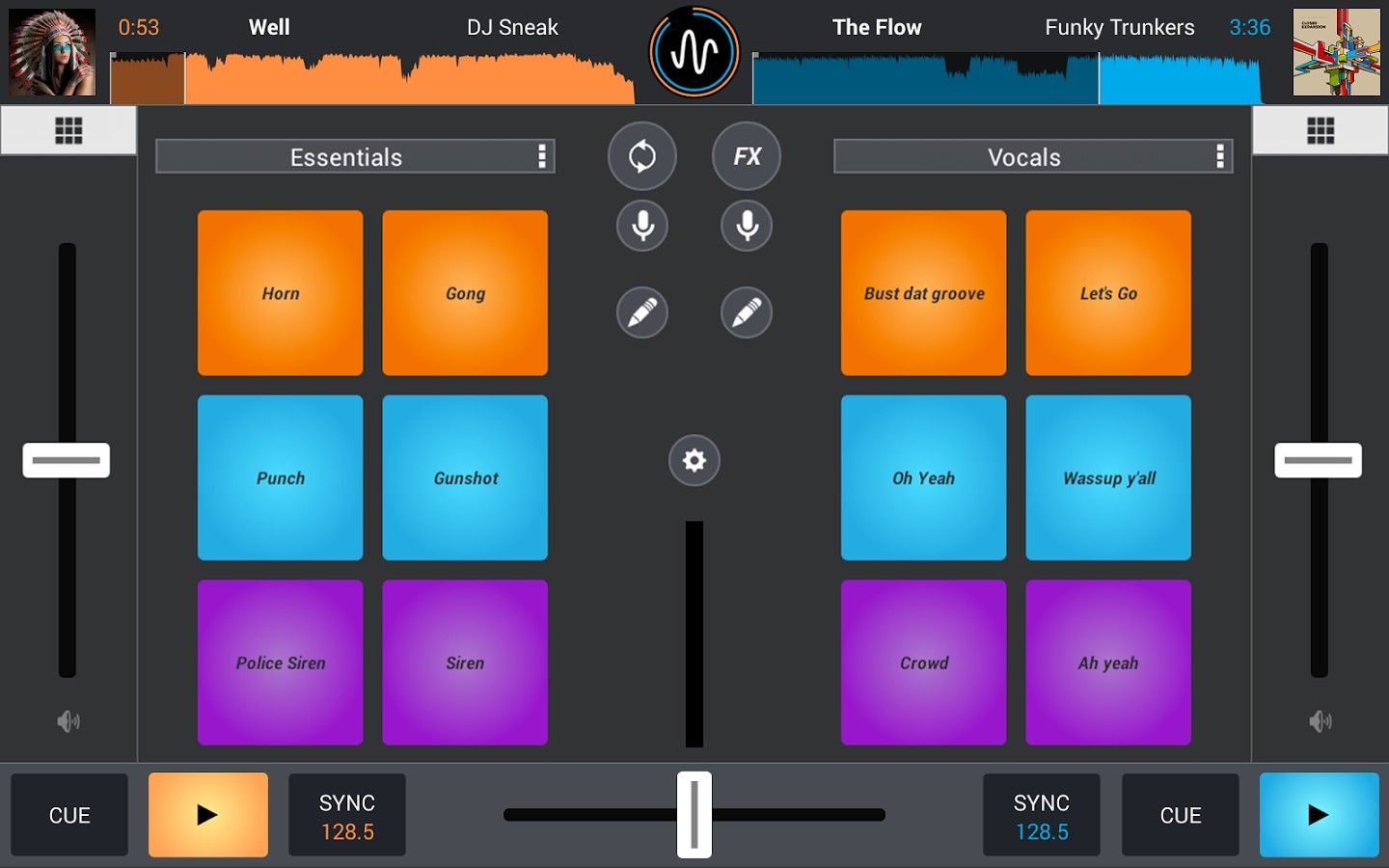 Cross DJ – Mix your music v1 5 1 apk Requirements: Android 4 1