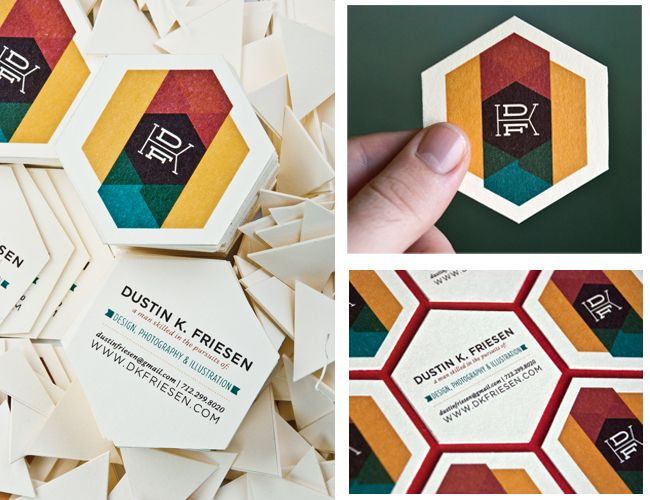 Business Card Design Inspiration: 14 Cool, Creative Concepts