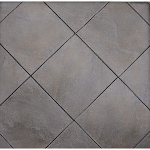 Surface Source 12 X 12 Jackson Ridge Black Glazed Porcelain Floor Tile Yer Dosemesi