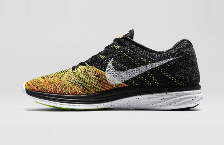 Nike Flyknit Lunar 3 – Multicolor  cd8a6babb437