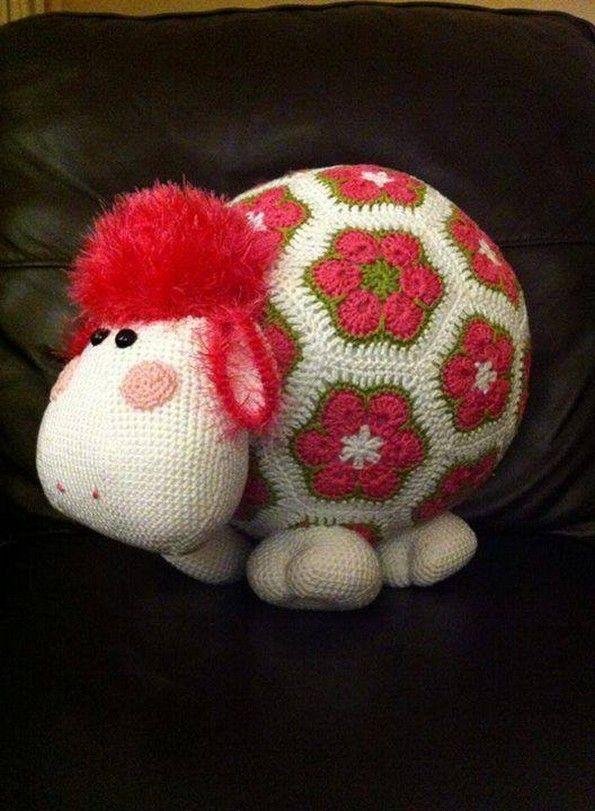 Crochet Animal Patterns #crochetanimalpatterns
