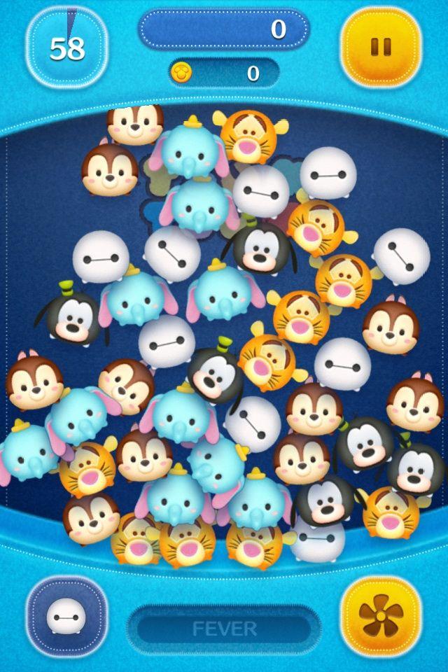 Great Glorious Game Disney Tsum Tsum + Plushies