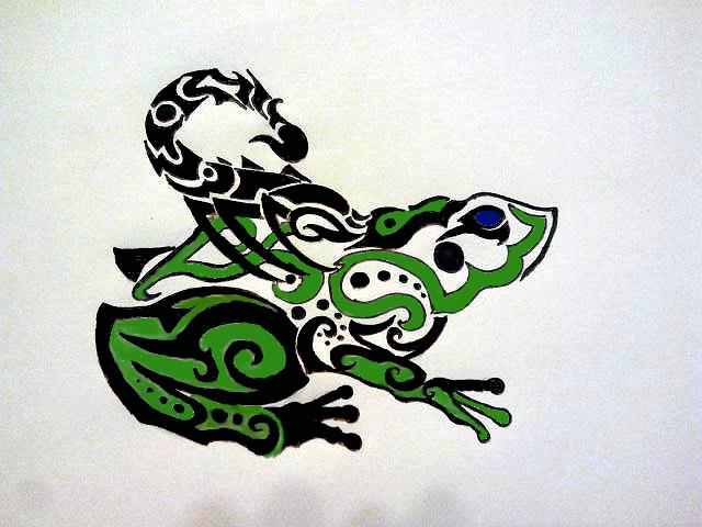 23+ Scorpion frog ideas
