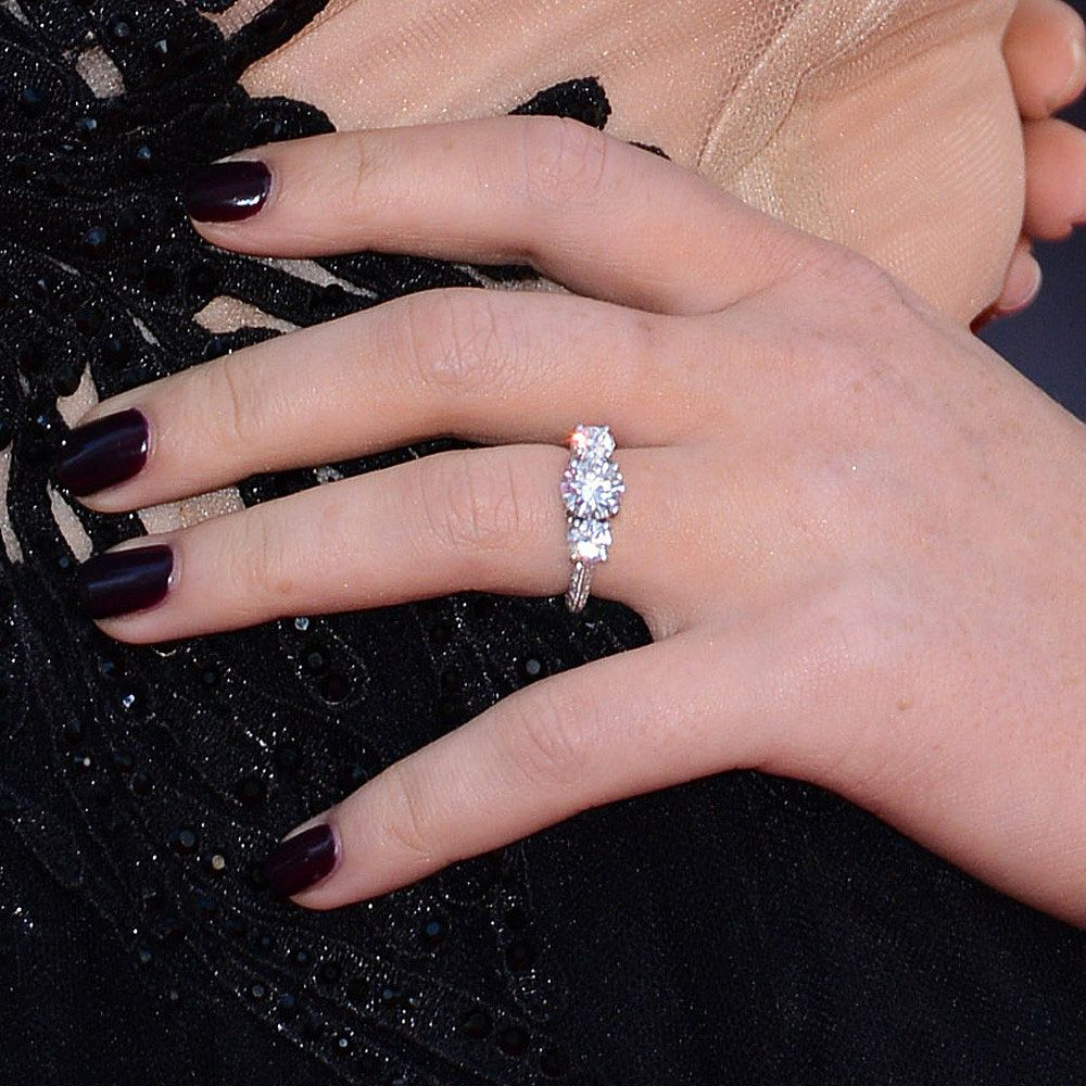 The Very Best Celebrity Engagement Rings | Zane malik, Engagement ...