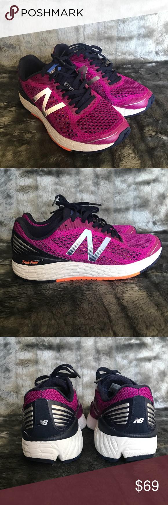 New Balance Fresh Foam Vongo V2 Running Shoe New Balance Fresh Foam Stability Running Shoes Running Shoes