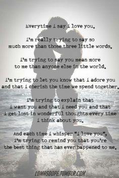 I Love You Quotes Love Quotes I Love You Love