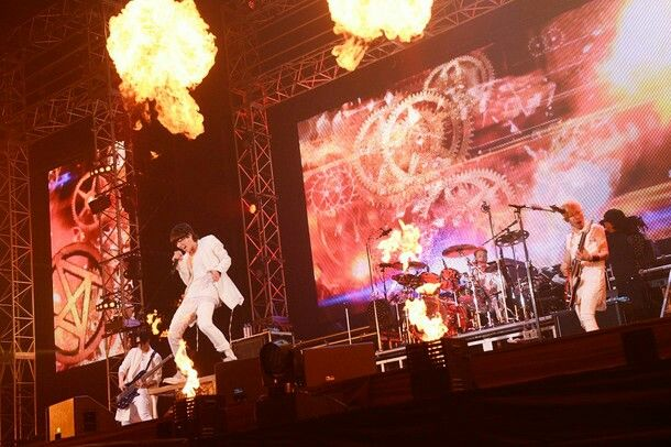 Spyair Saitama Super Arena Japan Saitama Super Arena