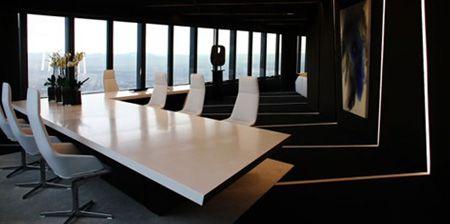 Futuristic Office Furniture futuristic office interior design   futureshit   pinterest