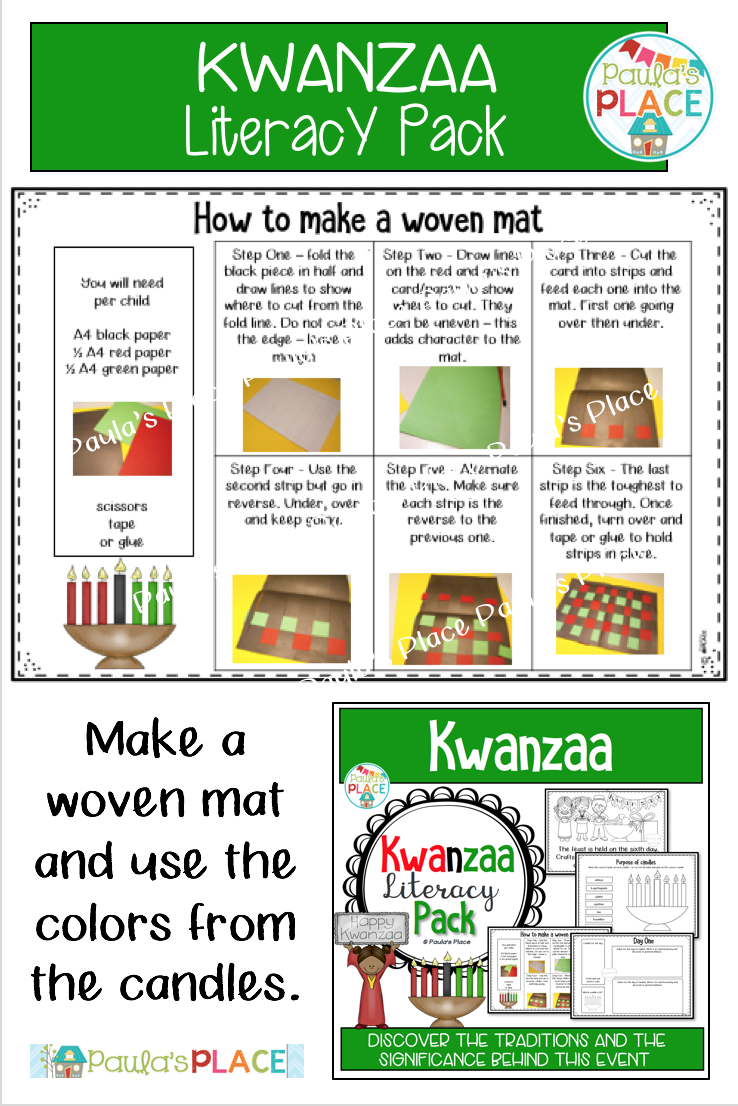 hight resolution of Kwanzaa is a celebration of African-American culture through community