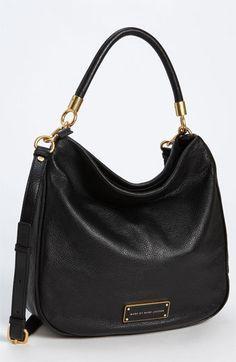 MARC by Marc Jacobs. Un sac noir sublime pour vous accompagner au ...