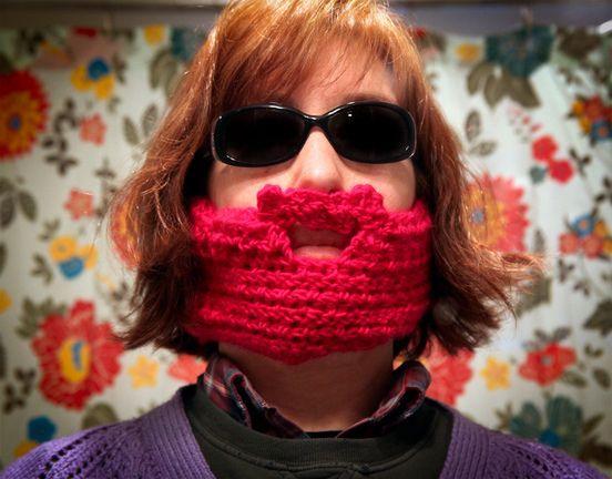 hot pink muumuu girl. | CROCHET hacks! | Pinterest