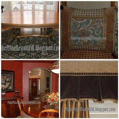 Make Mine Beautiful Polly Blair Home Decor Sewing Instruction Interior  Design Tutorials Photography: Iu0027