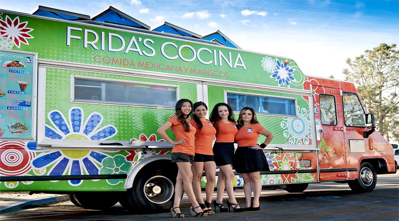 Fridas Cocina Food Truck
