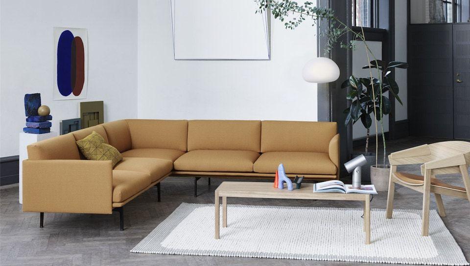 MUUTO OUTLINE – Canapés, Fauteuils, Daybed, Pouf – Scandinavia Design