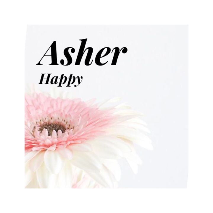 Boy name asher rosarioaros names with meaning boy