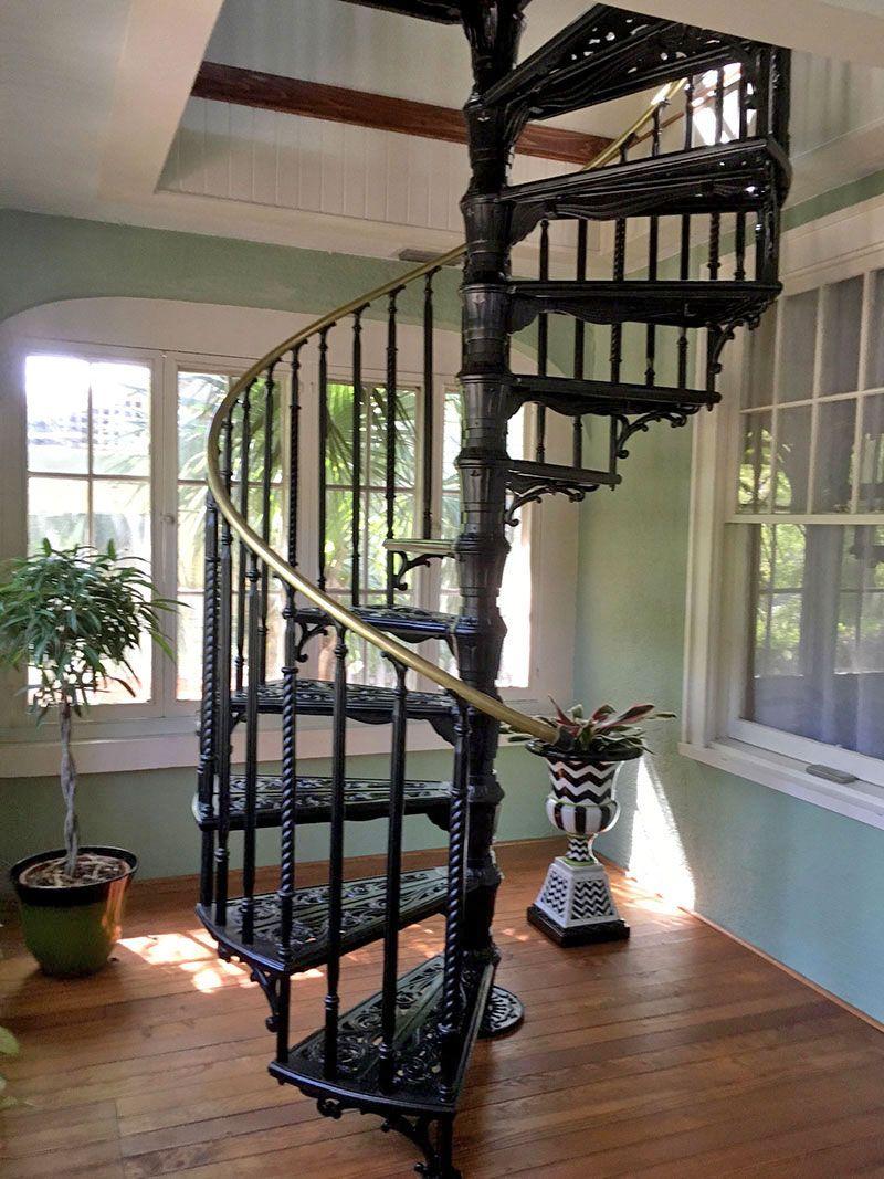 Best Victorian Spiral Staircase Photo Gallery Spiral 400 x 300