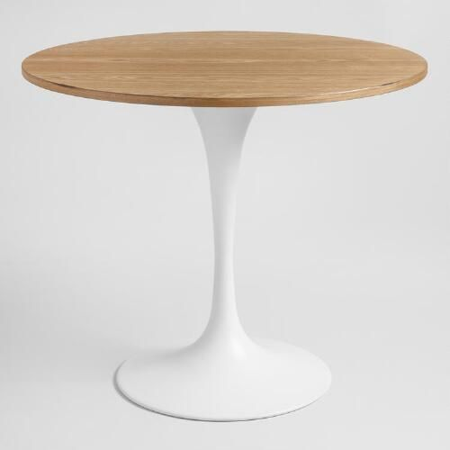 36++ Small white tulip dining table Inspiration
