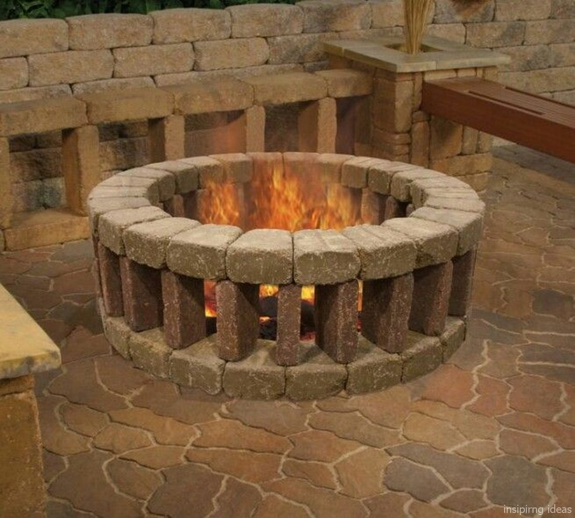 42 Diy Backyard Fire Pits Design Ideas Backyard Fire Outdoor Fire Pit Fire Pit