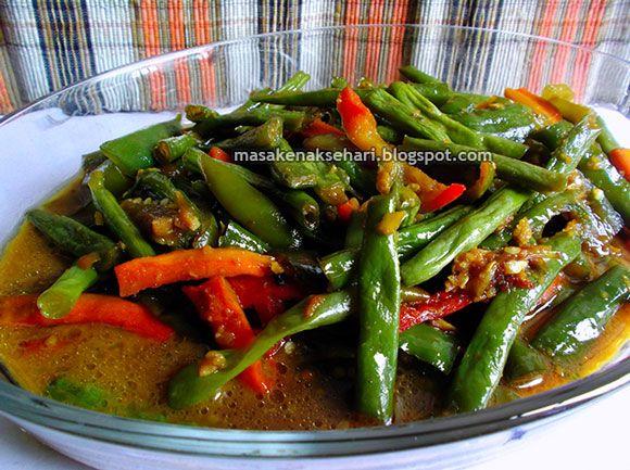 Tumis Buncis Wortel Tumis Resep Resep Masakan Indonesia