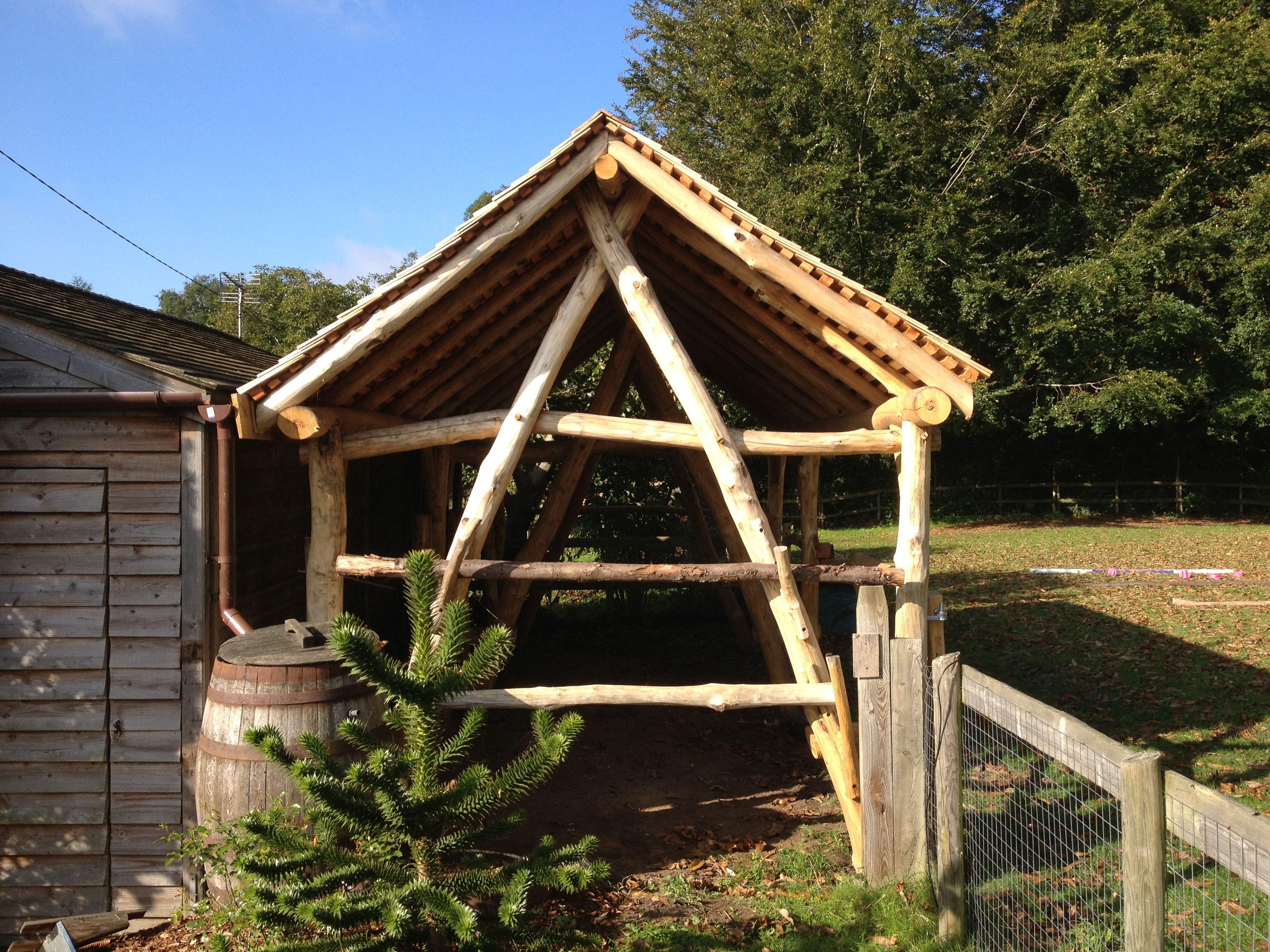 Cruck frame ideas for the house pinterest cabin for Cruck frame house plans