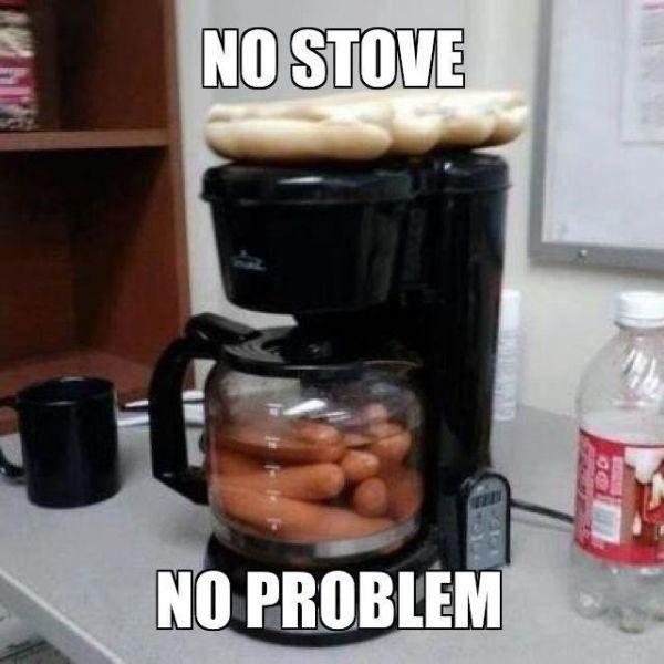 Image result for stove meme   College kids, College hacks ...