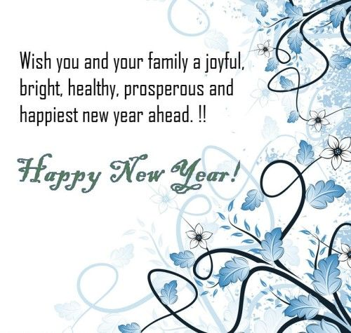 30+ Happy New Year Sayings For Cards | StyleGerms | Favorite Quotes ...
