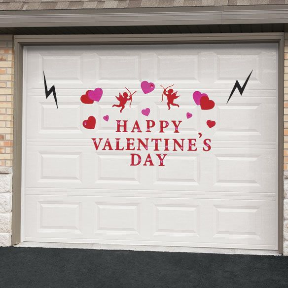 Valentine S Day Garage Door Magnet Set Zoom Zoom