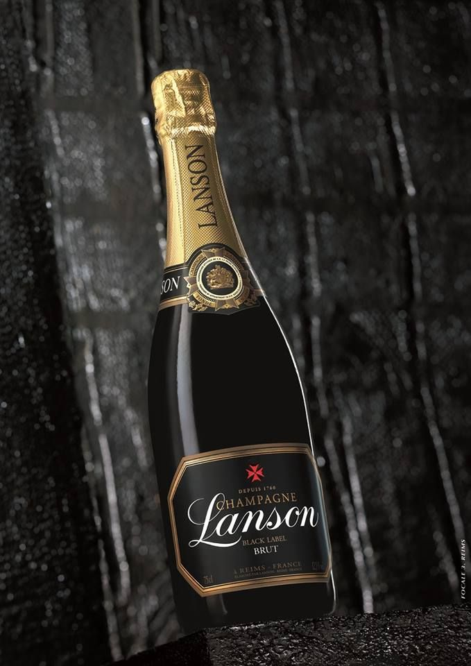 "In 1937, Victor Lanson decided to focus on the sales of non-vintage brut champagne, giving it the now legendary name of ""Black Label""."