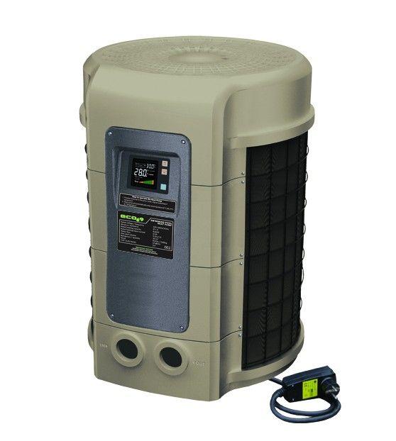 Pompe A Chaleur Eco 9 30m3 8 6 Kw Pour Piscine Hors Sol