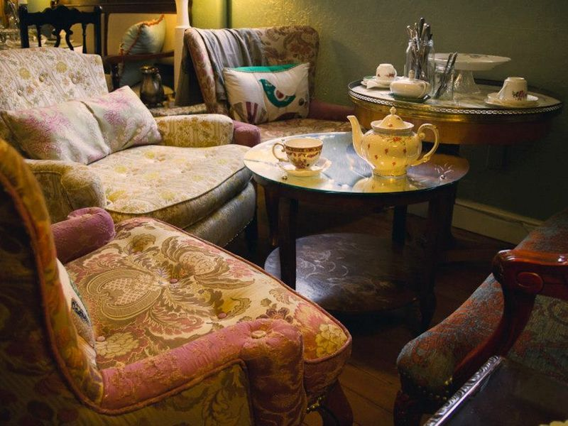 15 Posh Places For Afternoon Tea in