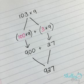 Photo of Le moltiplicazioni a più cifre sono difficili da trasmettere. Sono stati a lungo lì ….