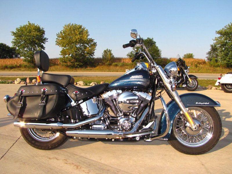 2016 Harley Davidson Heritage Softail Classic Flstc Heritage