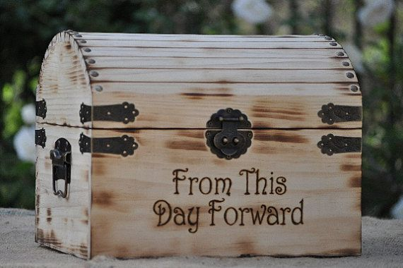 17 Best images about Wedding treasure card box – Treasure Chest Wedding Card Box