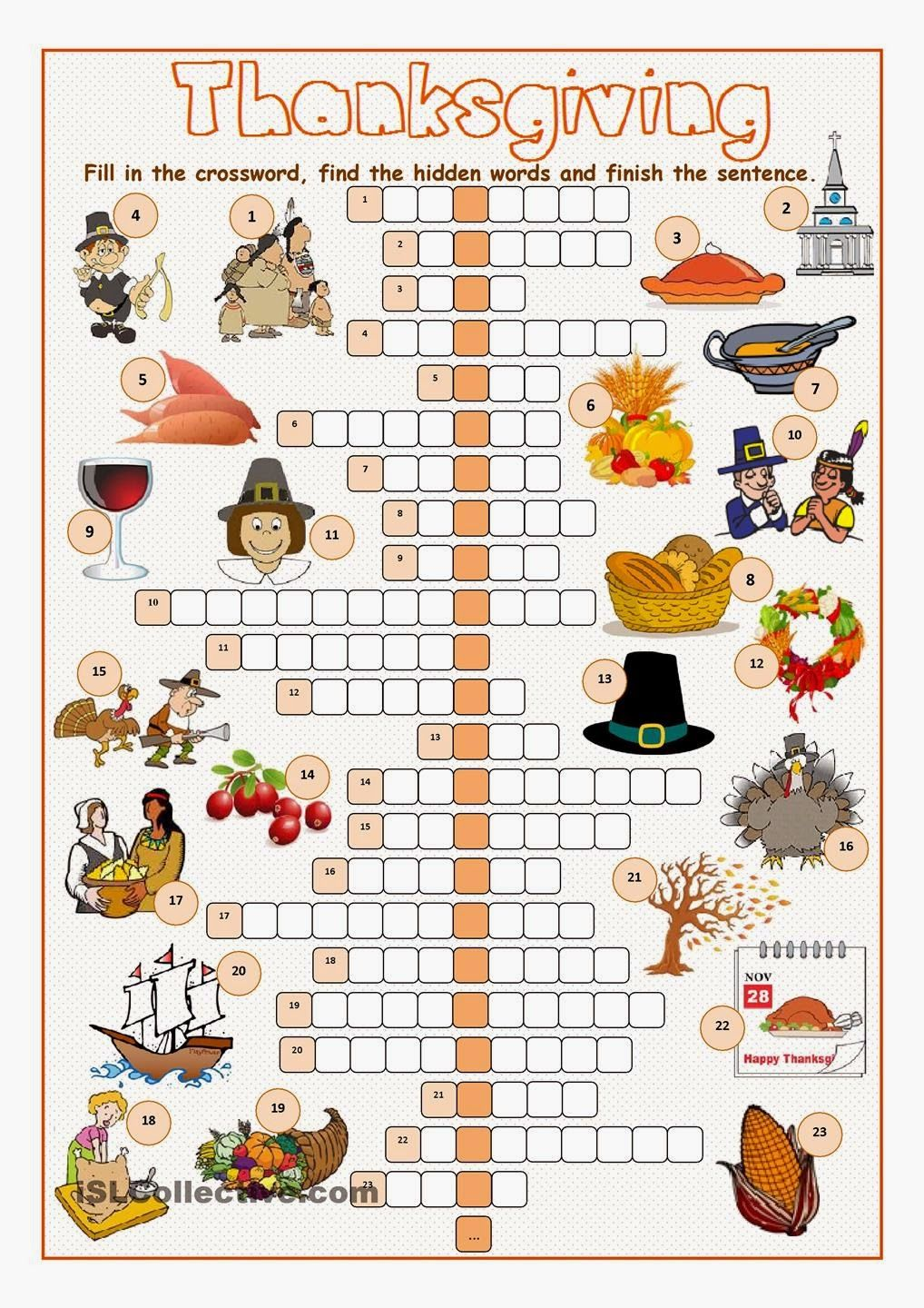 Free Printable Cards Free Printable Crossword Puzzles