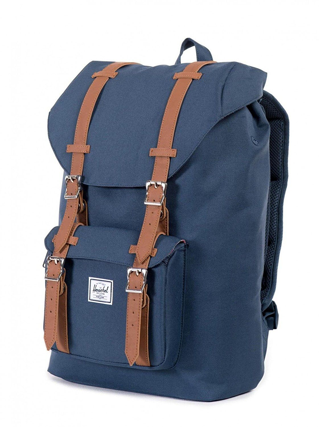 9f94b42dd23 Herschel Classic Little America Mid-Volume 13   Zaino per laptop  10020-00007  Amazon.it  Scarpe e borse