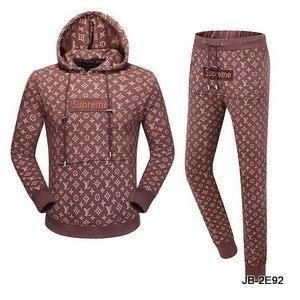 REPLICA UA supreme X Famous brand Hoodie and sweatpants bundle