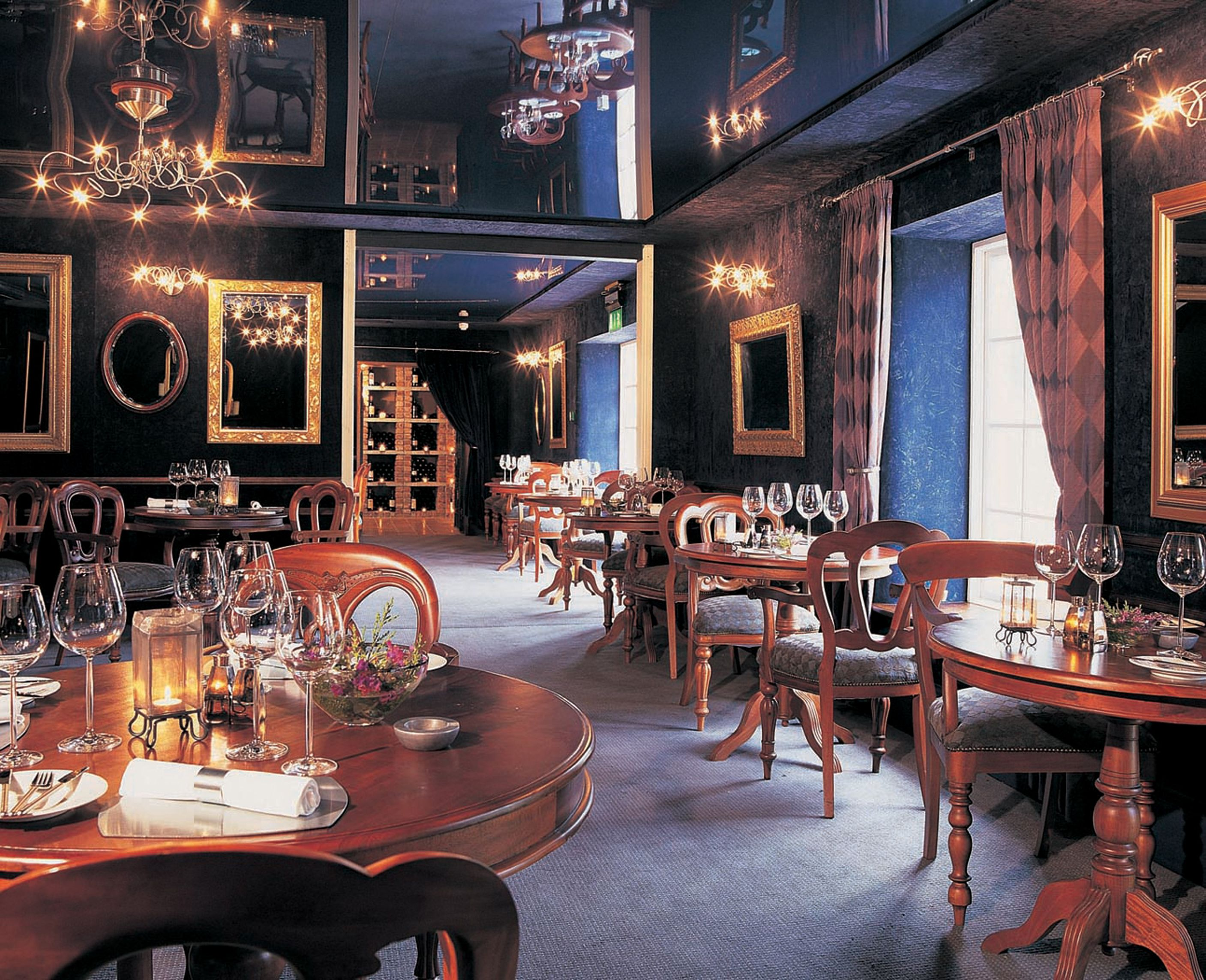The Multi Award Winning Strawberry Tree Restaurant Is Ireland S First Certified Organic Restaurant Diners At The Strawberry Tree Have The Option O In 2020 Unique Hotels