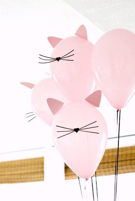 12 Ideias Criativas Para Decorar Sua Festa Com Baloes Com Imagens