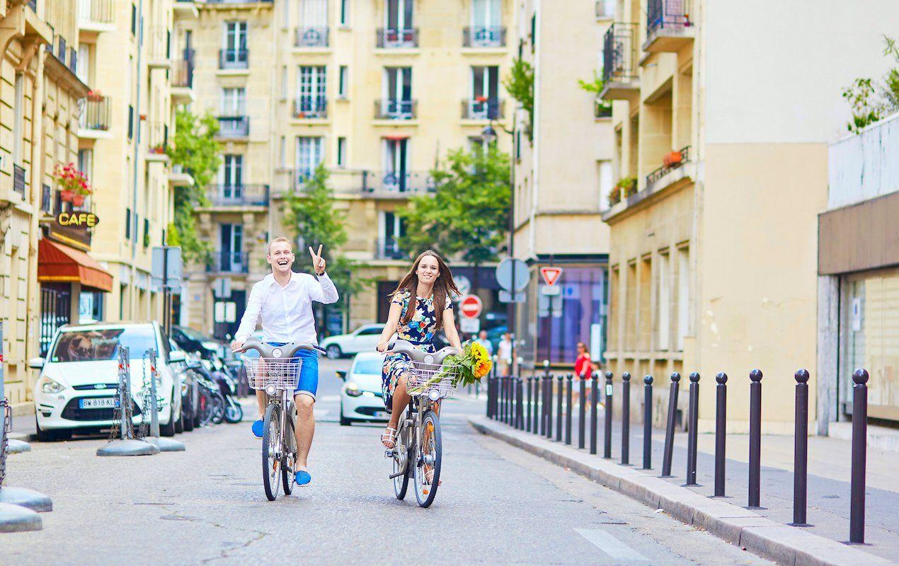 How To Rent A Bike In Paris Using Velib Paris Paris Website
