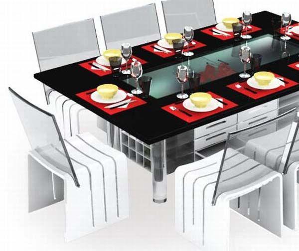 Multifunctional dining table set from Baita Design 2 | Sillas ...