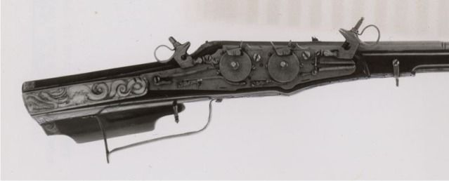 Repeating rifles and revolvers pre-1800 - History Forum