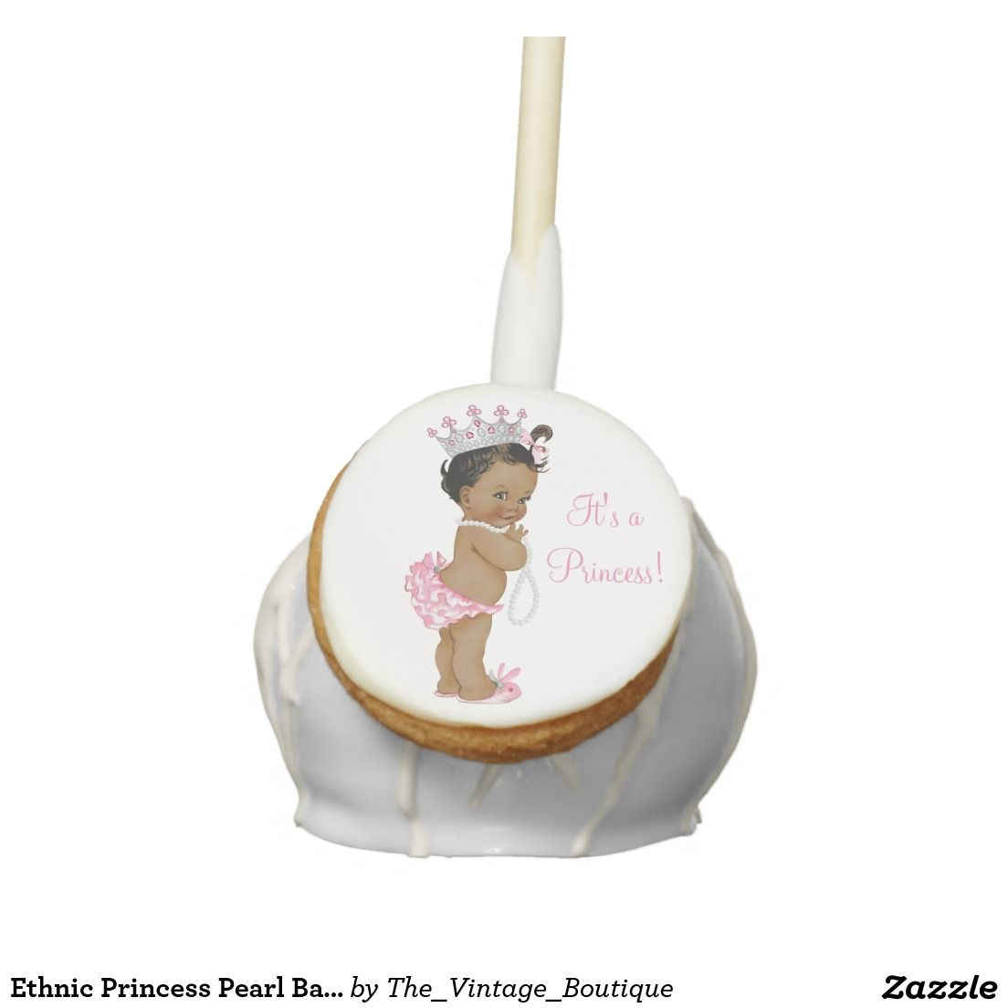 Ethnic Princess Pearl Baby Shower