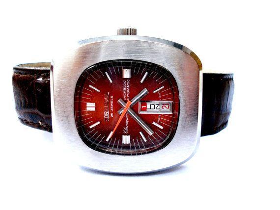 6763f17c1505 Vintage Reloj Suizo CORNAVIN Champion Automatico por shopvintage1 ...