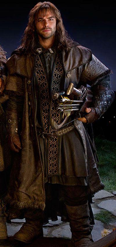 kili costume | Le Hobbit Cosplay - Costume Cosplay Kili version 01