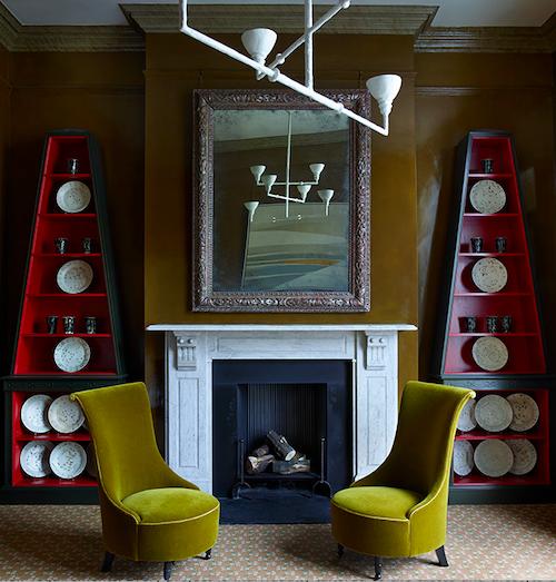 Superior Interior Design And Exquisite And Unique Antiques Sibyl