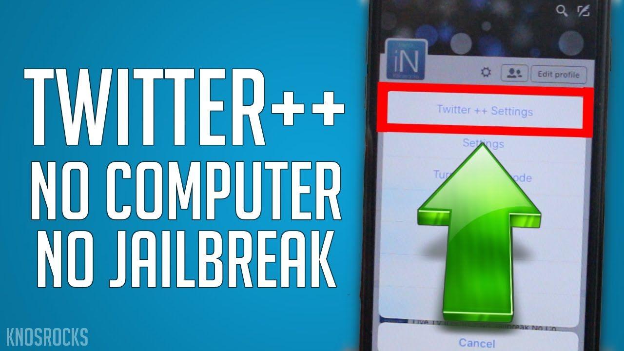 How to install twitter ios 102 10 9 no jailbreak