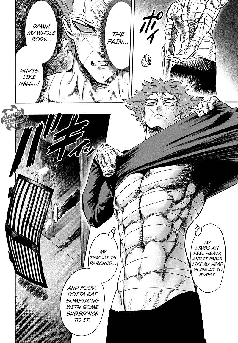 One Punch Man Chapter 85 5 Is It Because I M The Caped Baldy One Punch Man Manga Online In 2020 One Punch Man Manga One Punch Man Anime One Punch Man